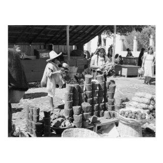 Cartão Postal EL Mercado, San Cristobal de Las Casas