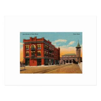 Cartão Postal El Paso