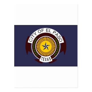 Cartão Postal El Paso Texas
