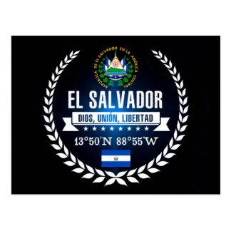 Cartão Postal El Salvador