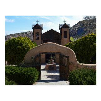 Cartão Postal EL Santuario de Chimayó, New mexico