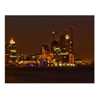 Cartão Postal Elbphilharmonie Hamburgo - Cityline