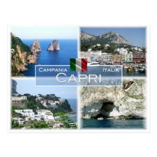 Cartão Postal ELE Italia - Campania - di Capri de Isola -