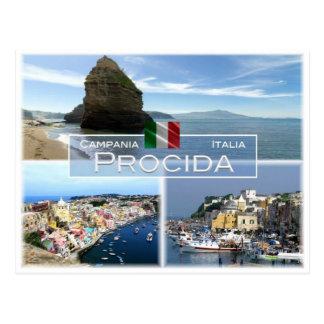 Cartão Postal ELE Italia - Campania - Procida -