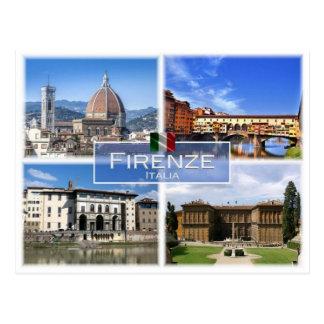 Cartão Postal ELE Italia - Firenze -