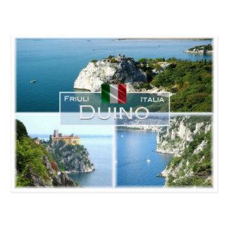 Cartão Postal ELE Italia - Friuli Venezia Giulia - Duino -