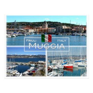 Cartão Postal ELE Italia - Friuli Venezia Giulia - Muggia -