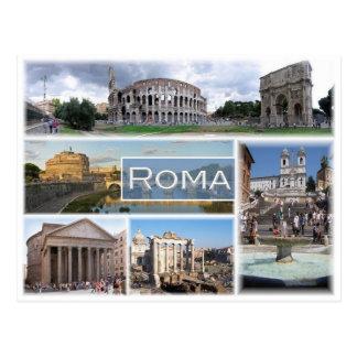 Cartão Postal ELE Italia - Italia - Roma -