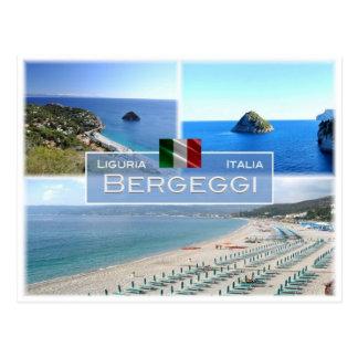 Cartão Postal ELE Italia - Liguria - Bergeggi e Isola di