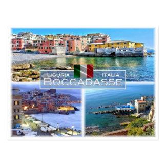 Cartão Postal ELE Italia - Liguria - Boccadasse -