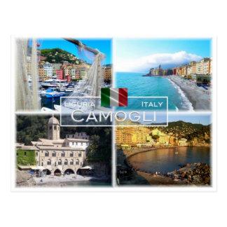 Cartão Postal ELE Italia - Liguria - Camogli -