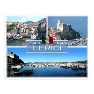 Cartão Postal ELE Italia - Liguria - Lerici -