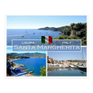 Cartão Postal ELE Italia - Liguria - ligure de Margherita do
