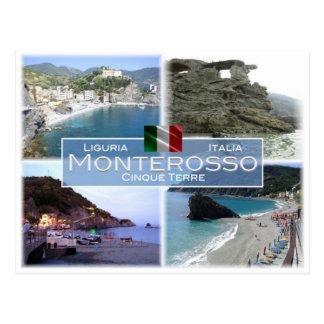 Cartão Postal ELE Italia - Liguria - Monterosso -