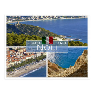 Cartão Postal ELE Italia - Liguria - Noli -
