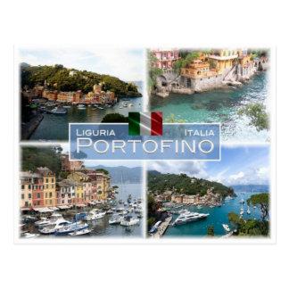 Cartão Postal ELE Italia - Liguria - Portofino -