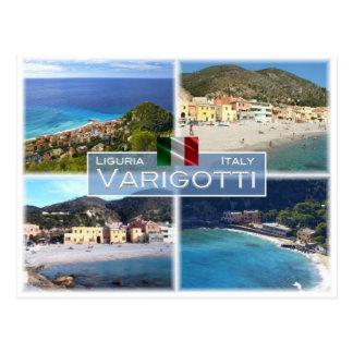 Cartão Postal ELE Italia - Liguria - Varigotti -