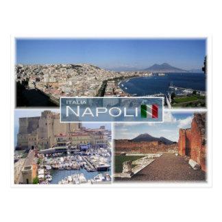 Cartão Postal ELE Italia - Napoli -