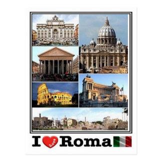Cartão Postal ELE Italia - Roma -