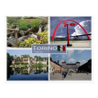 Cartão Postal ELE Italia - Torino Turin -