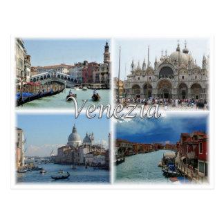 Cartão Postal ELE Italia - Venezia -