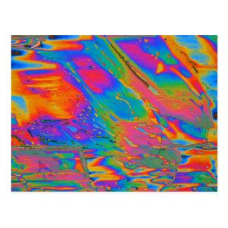 Cartão Postal Elementos/gadolínio