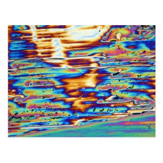 Cartão Postal Elementos/Holmium