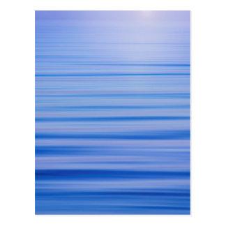 Cartão Postal Elevadores da névoa da manhã do canal   Seabeck da