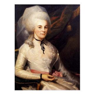 Cartão Postal Elizabeth Schuyler Hamilton