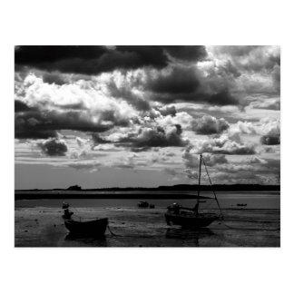 Cartão Postal Em Lindisfarne