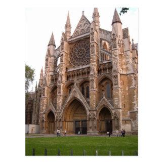 Cartão Postal Em torno de Grâ Bretanha,    catedral de
