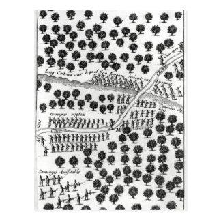 Cartão Postal Emboscada do Iroquois