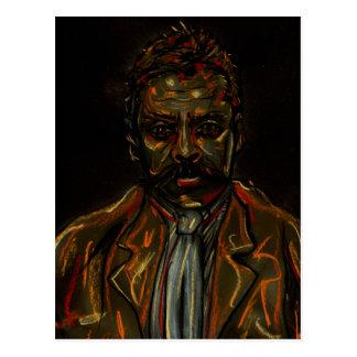Cartão Postal Emiliano Zapata