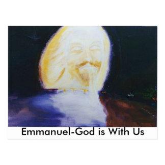 Cartão Postal Emmanuel-Deus de JESUSVISION_DESTIN_BRIDGE_…