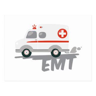 CARTÃO POSTAL EMT