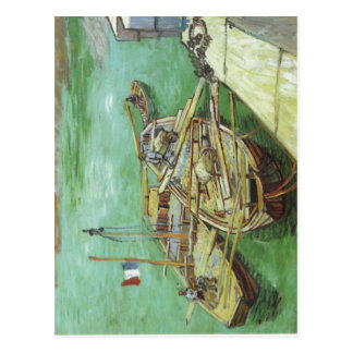 Cartão Postal En da descrição de Beschreibung: Vincent van Gogh