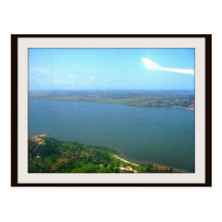 Cartão Postal Entebbe