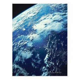 Cartão Postal Enterre do espaço 16