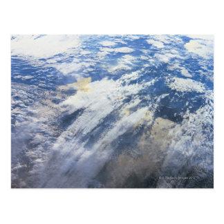 Cartão Postal Enterre do espaço 4