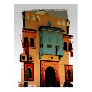 Cartão Postal Entrada, Tunísia, Norte de África