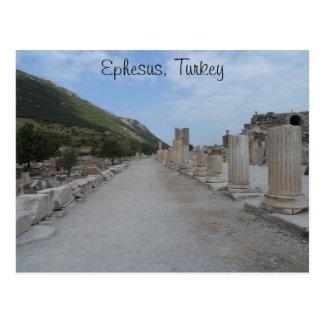 Cartão Postal Ephesus, Turquia