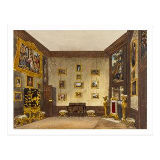 Cartão Postal Escrita Armário do rei, Hampton Court, 'do Th