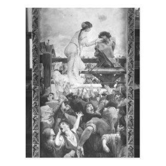 Cartão Postal Esmeralda e Quasimodo, 1905