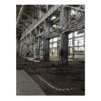 Cartão Postal Espaço industrial