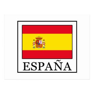 Cartão Postal España