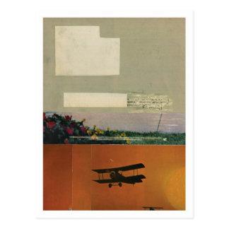 Cartão Postal Espanadores da colheita