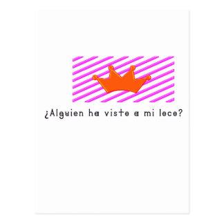 Cartão Postal Espanhol-Tolo