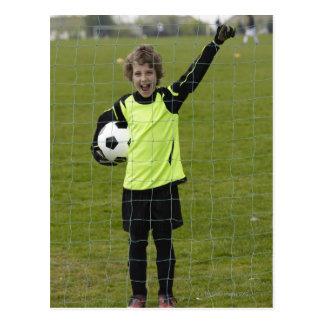 Cartão Postal Esportes, estilo de vida, futebol 7