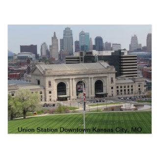 Cartão Postal Estação da união # 1