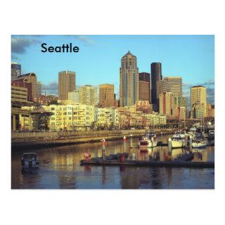 Cartão Postal Estado de Seattle Washington
